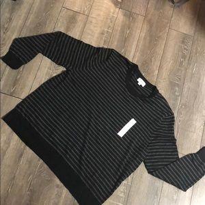 NWT Men's Goodfellow & Co. Striped Sweater